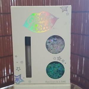 GLITTER BITCH SPARKLE! X2 colors w glue